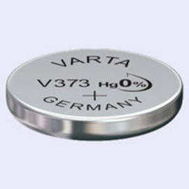 VARTA 373 SR68 SR916SW Watch Battery