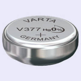 VARTA 377 SR66 SR626SW Watch Button Cell Battery