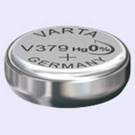 VARTA 379 SR63 SR521 Watch Button Cell Battery
