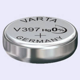VARTA 397 SR59 Watch Button Cell Battery
