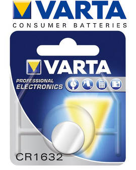 VARTA CR1632 Lithium Battery