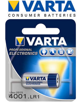 Varta HE LR1 N Type Alkaline Battery