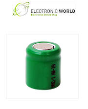 1/3 AA Size Ni-MH Rechargeable Battery