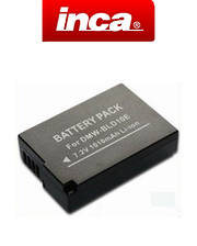 INCA PANASONIC DMW-BLD10E Compatible Battery