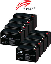 APC RBC12 RBC26 RBC27 RBC36 RBC37 RBC105 Replacement Battery Kit
