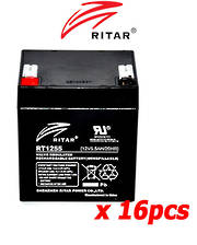 APC RBC44 RBC140 Replacement Battery Kit