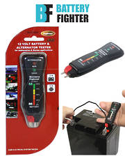 Battery Fighter BT012RB Battery Tester For 12V SLA Batteries