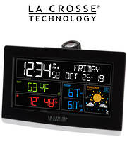 C82929 WiFi Projection Alarm Clock with AccuWeather