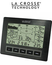 C84612 La Crosse Prof Weather Station with Mobile Alert