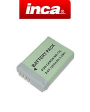 INCA CANON NB-13L NB13L Compatible Battery