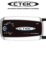 CTEK MXS 25000 Extended 12 Volt Workshop Charger