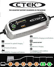 CTEK MXS 3.8 Smart 12 Volt Battery Charger