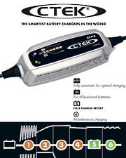 CTEK XS 0.8 12 Volt Maintenance Charger