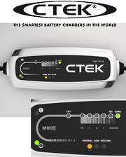 CTEK CT5 Time to Go 5A Battery Charger