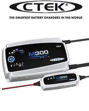 CTEK M300 12V 25 Amp Marine Battery Charger