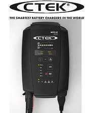 CTEK MXTS40 12/24V Charger & Battery Support Unit
