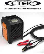 CTEK PRO60 12V 60A Battery Charger and Power Supply