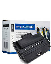 Comp Fuji Xerox X3435 CWAA0763 Black Toner Cartridge