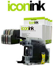 Compatible Brother LC77XL Ink Cartridge Set