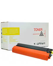 Compatible Brother TN155 Yellow Toner Cartridge