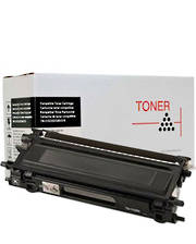 Compatible Brother TN340 Black Toner Cartridge