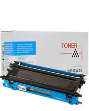 Compatible Brother TN340 Cyan Toner Cartridge
