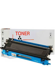 Compatible Brother TN348 Cyan Toner Cartridge