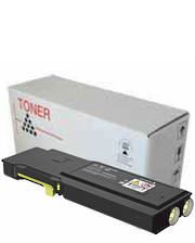 Compatible Fuji Xerox CP405 CT202036 Yellow Hi-Yield Toner