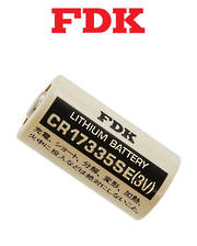 FDK CR17335SE 2/3A Specialised Lithium Battery