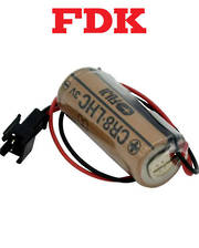 FUJI FDK CR8-LHC 3V Lithium battery for PLC