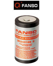 Fanso ER34615S D size 3.6V Lithium High Temp Type
