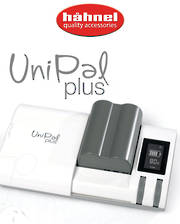 Hahnel UniPal Plus - Universal Camera Charger