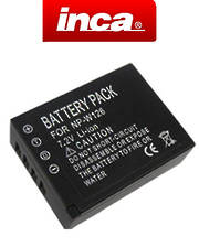 INCA FUJI NPW126 NP-W126 Camera Battery