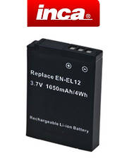INCA NIKON EN-EL12 Compatible Battery