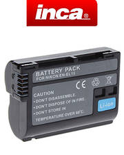 INCA NIKON EN-EL15 Compatible Battery