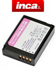 INCA PANASONIC DMW-BCG10E Compatible Battery