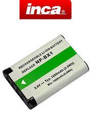 INCA SONY NP-BX1 Compatible Battery