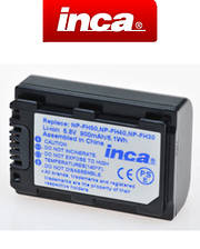 INCA SONY NP-FH50, NP-FH40, NP-FH30 Compatible Battery