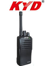 KYD IP607 VHF Water Resistant Two way Radio