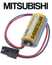 MITSUBISHI A6BAT MR-BAT Battery ER17330V 3.6V