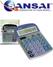 PHILEX 12 Digit Display Desktop Calculator