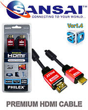 PHH-0180 HDMI Premium High Speed Cable with Ethernet