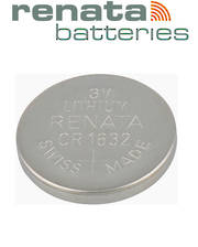 RENATA CR1632 Lithium Battery