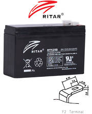RITAR RT1250 12V 5AH SLA battery