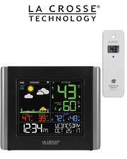 V10-TH Remote Monitoring WiFi Colour Weather Station