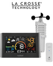 V21-WTH WIFI Wind Speed Colour Weather Station