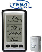 WS1281 TESA Wireless Weather Station with Forecast