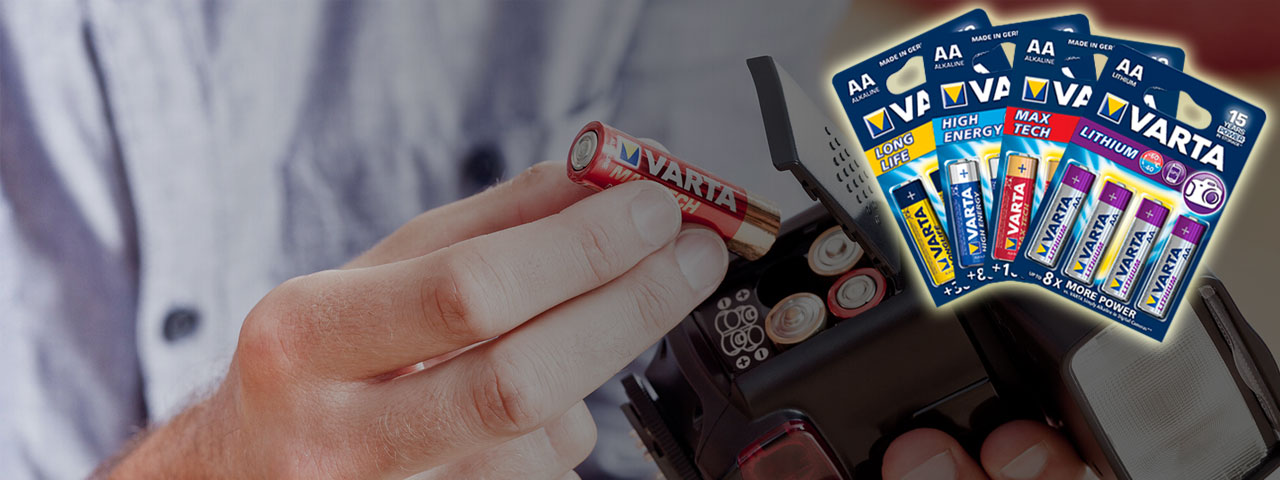Varta Quality Battery - Made in Germany